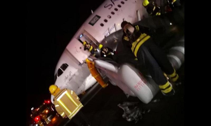 Dhaka-bound Saudi Arabian Airlines makes emergency landing in Jeddah