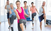 Exercise 4-5 times daily to delay ageing