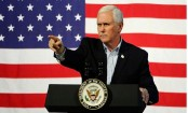 North Korea summit: Pence warns Kim Jong-un not to 'play' Trump