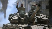 Syrian army takes full control of Damascus after ousting IS