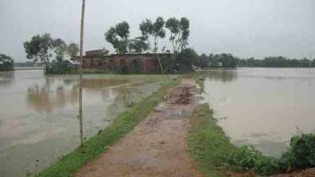 30 Brahmanbaria villages submerged