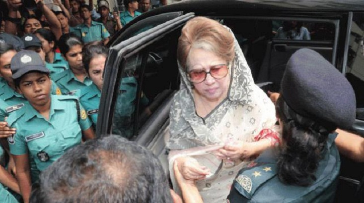 Khaleda's health deteriorating for unhealthy jail condition: BNP
