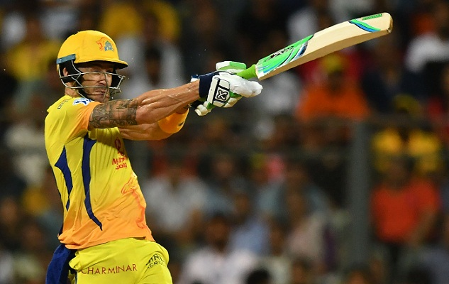 CSK storms into IPL final beating SRH by two wickets
