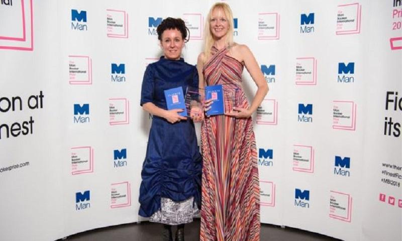 Man Booker International Prize: Olga Tokarczuk is first Polish winner