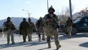 Attacks on Afghan security forces kill 5