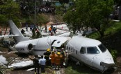 Private jet crashes in Honduran capital