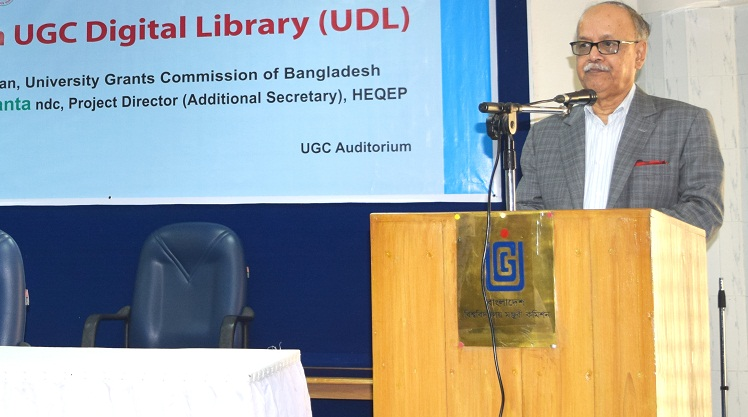 UGC Chairman leaves for India