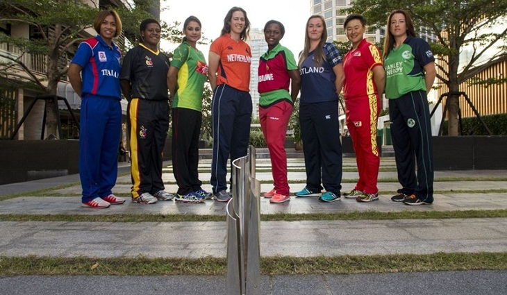 ICC announces schedule of ICC Women's World T20 Qualifier