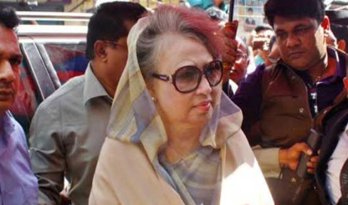 High Court to deliver verdict to Khaleda's bail petitions on Sunday
