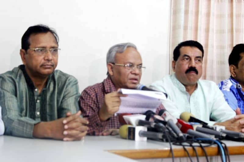 Government's ties with India one-sided, says BNP