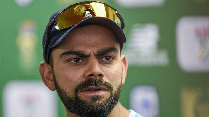 Ailing Kohli to cut short English county stint: official