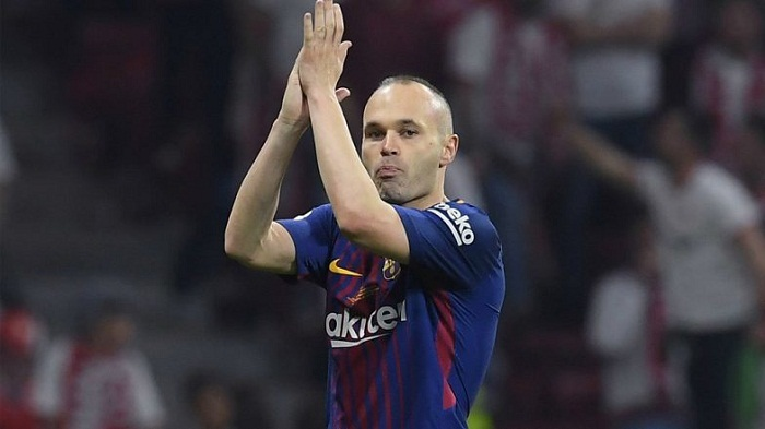 Andres Iniesta says going to 'new home' Japan
