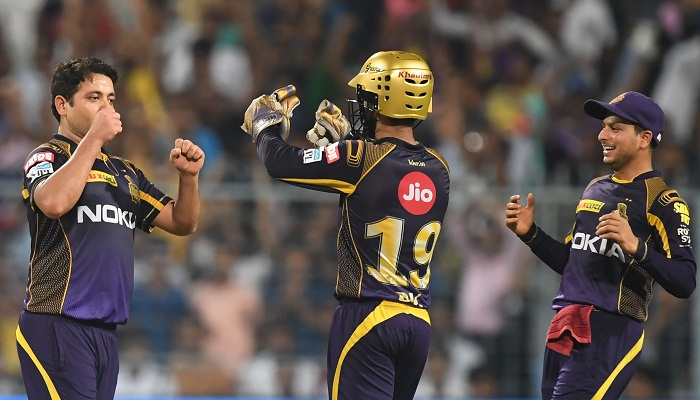 Knight Riders knock Royals out of IPL | 2018-05-24
