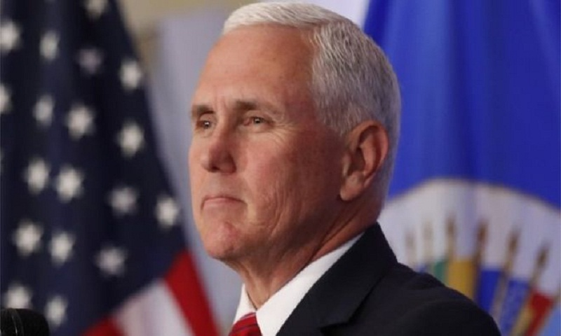 North Korea calls US Vice-President Pence's comments 'stupid'
