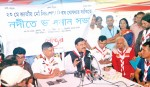 Zero tolerance against river grabbers: Shajahan