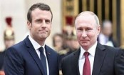 Macron and Putin to discuss Iran nuclear deal, Syria