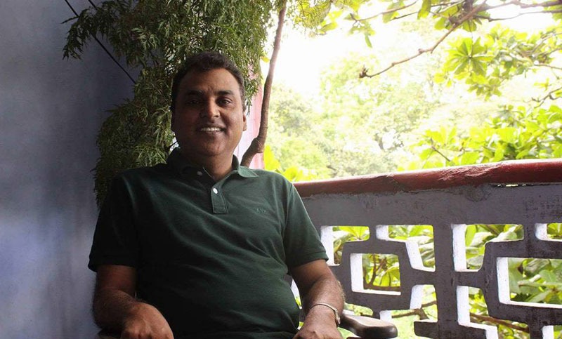 Author Mostofa Kamal gets special recognition in Kolkata