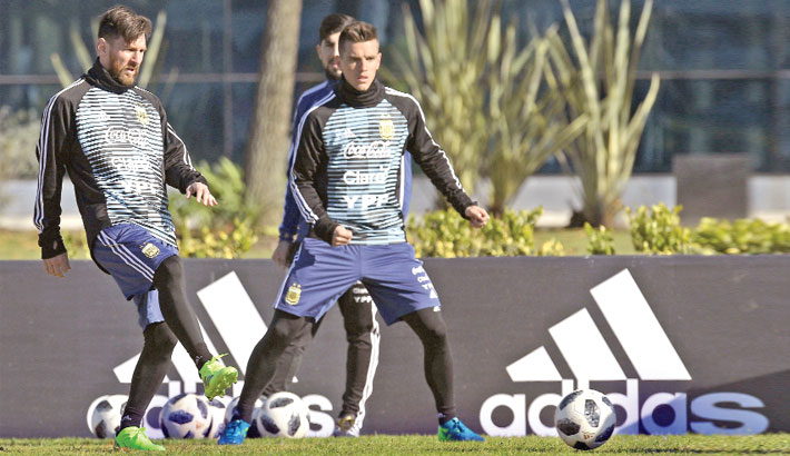 'Argentina must regain confidence at World Cup'