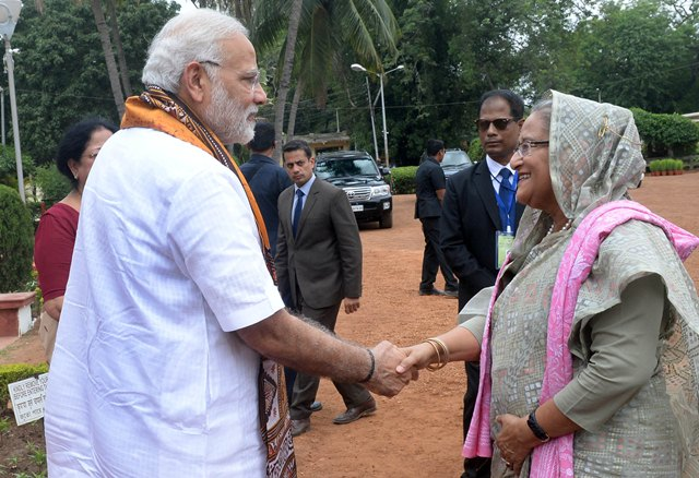 Help Bangladesh entrepreneurs to invest in India, Hasina to Modi government