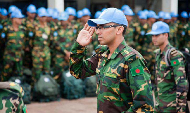United Nations to honour 4 fallen Bangladeshi peacekeepers