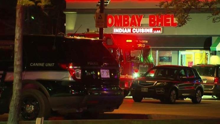 Bomb blast in Toronto restaurant wounds 15