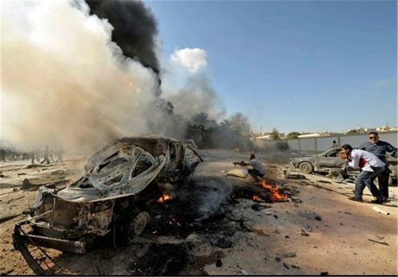 Libya: Car bombing near hotel in Benghazi kills 7