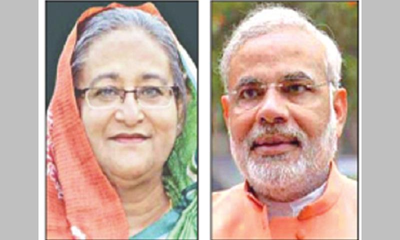 Hasina, Modi to inaugurate Bangladesh Bhaban today