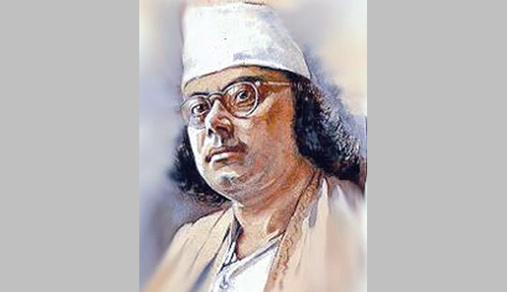 Nazrul's 119th birth anniversary being celebrated