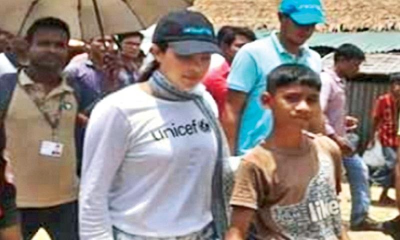 Priyanka leaves Dhaka after 4-day visit