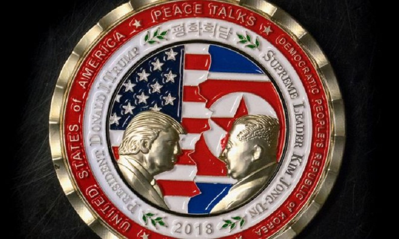 Rush to buy Trump-Kim coin after summit cancellation