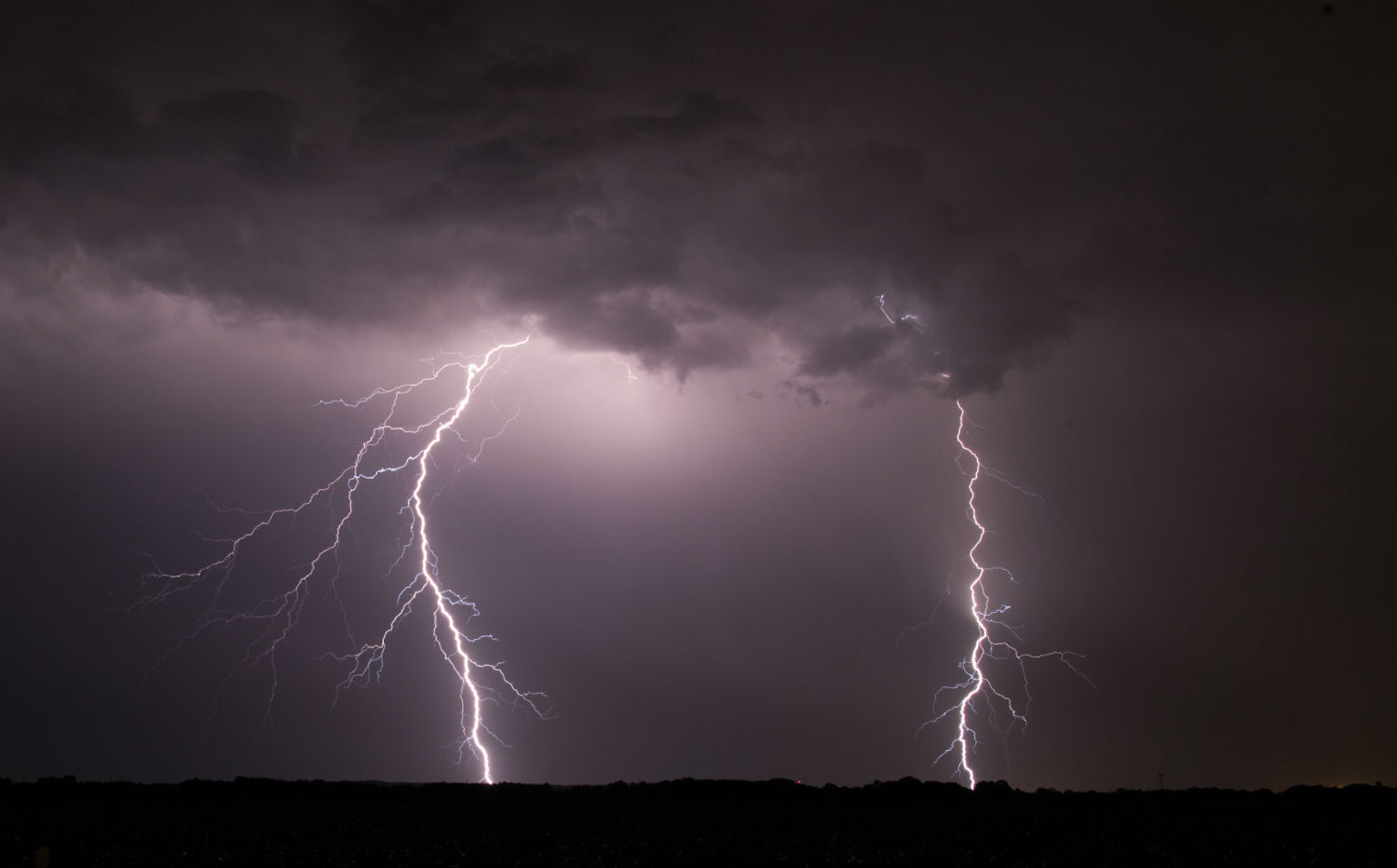 Lightning kills three in Dinajpur, Thakurgaon