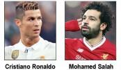 Ronaldo vs Mo Salah: the Ballon d'Or on the line?