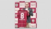 Iniesta joins Japanese club Vissel Kobe
