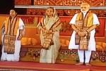 PM Sheikh Hasina reaches in Santiniketan
