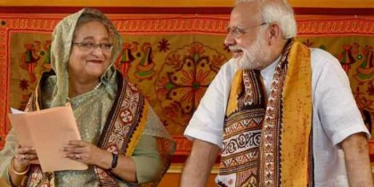 Hasina expresses gratitude to India for 'standing' beside Bangladesh in times of crisis