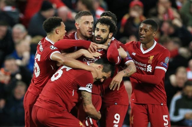Liverpool set to face Real in Champions League final
