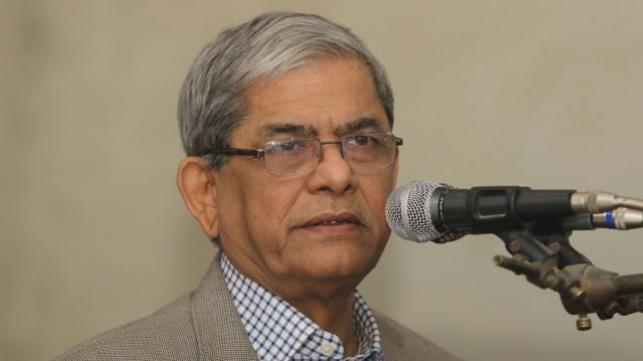 Government ignoring Teesta issue, alleges Fakhrul
