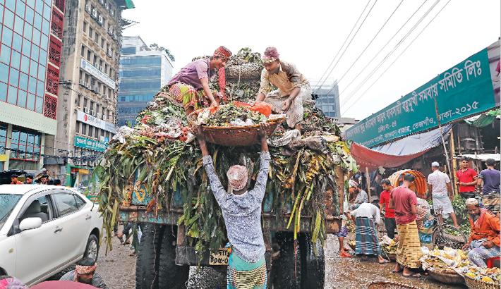 Poor waste management irks city dwellers