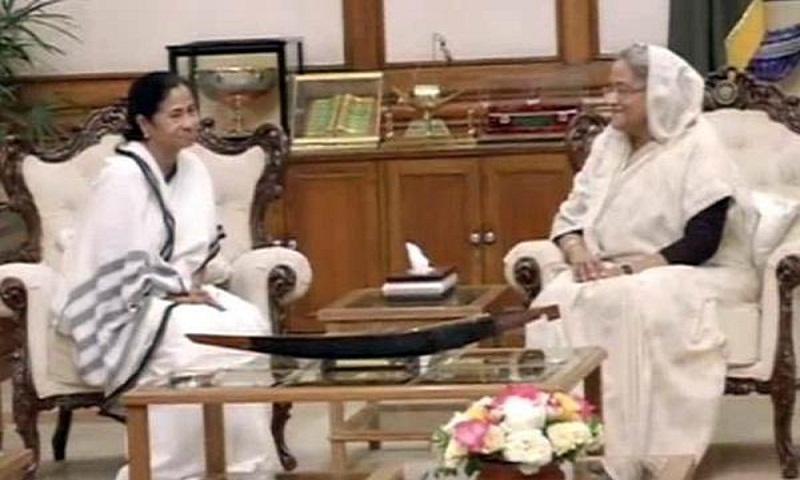 Hasina-Mamata meeting in Kolkata today