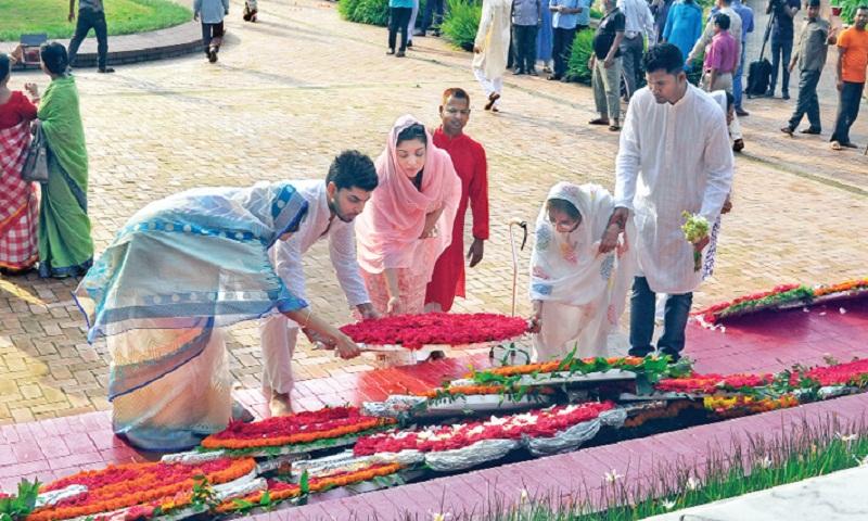 Nazrul's birth anniversary celebrated