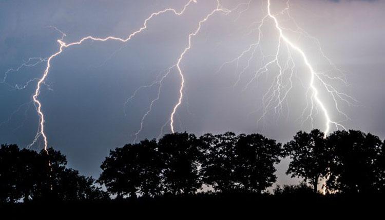 Lighting kills four in Sylhet