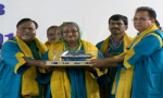 PM Sheikh Hasina conferred with DLitt Degree at Kazi Nazrul University at Asansol