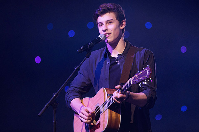 Shawn Mendes' self-titled album out