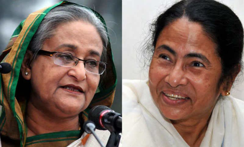 Mamata greets Hasina for getting awarded DLitt