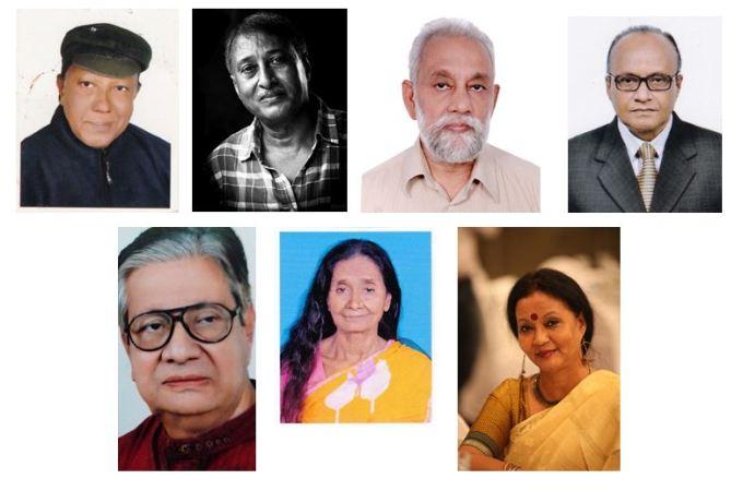 Seven named for 'Shilpakala Padak 2017'