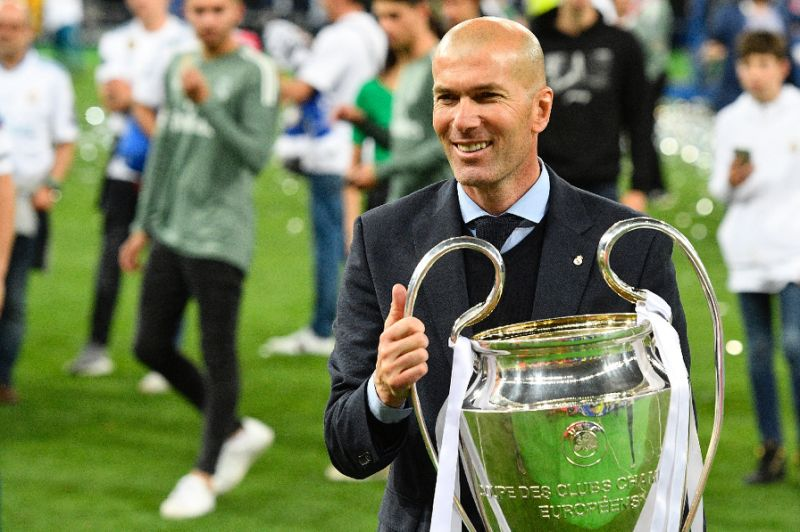Zidane place in pantheon of great coaches secure as Real win again