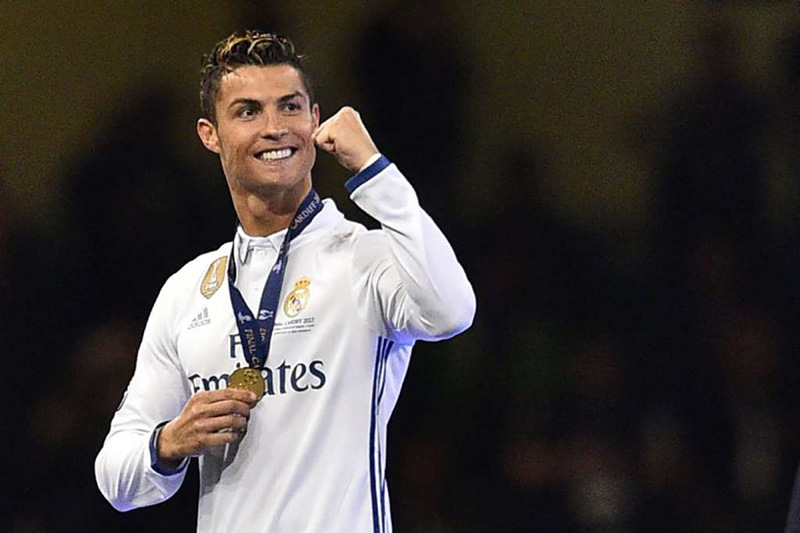 Ronaldo's future casts cloud over Real's historic treble