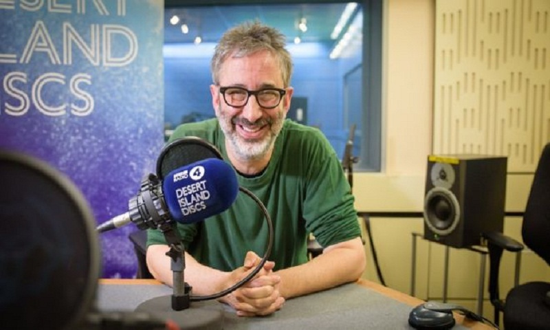 David Baddiel reveals why you have to 'laugh at illness and death'