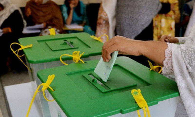 Pakistan's next election to be held July 25