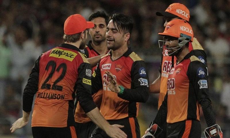 Sunrisers Hyderabad face Chennai Super Kings in IPL 2018 summit clash